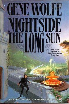 Nightside The Long Sun (Book of the Long Sun) by Gene Wolfe