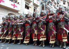 """Moors and Christians Festival. Moors and Christians Festival. """"Moors and Christians Festival"""""""