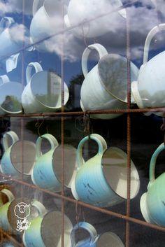 Floating mugs  Samsø - Denmark
