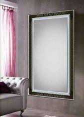 Grands miroirs muraux en bois: modèle MARTIGUES.