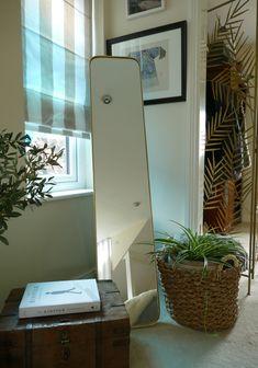 Room, Wall, Home Decor, Standing Mirror, Flooring, Light, Bedroom Corner, Mirror Wall, Mirror
