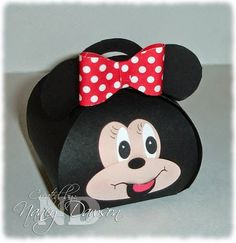 Minnie Mouse Curvy  Stampin' Up!