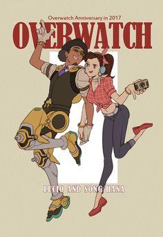 Overwatch - Let's Dance