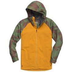 [ak] Tilt Jacket Burnout/Hombre Camo