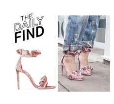 """Daily Find: Oscar Tiye Sandals"" by polyvore-editorial ❤ liked on Polyvore featuring Oscar Tiye and DailyFind"