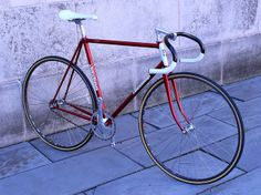 Paul's Fixed Gear by bishopbikes, via Flickr