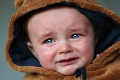 Baby, Tears, Small Child, Sad, Cry