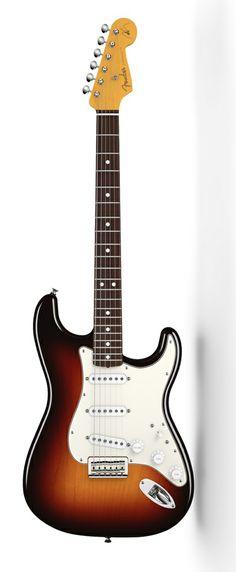 Fender Robert Cray Stratocaster®