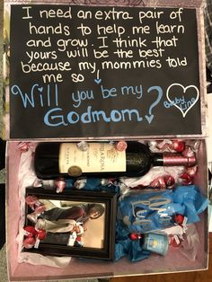 God mom proposal God mom proposal The post God mom proposal & baby appeared first on Godparent proposals . Godmother Gifts, Fairy Godmother, Godmother Poem, Asking Godparents, Godparent Gifts, Proposal Ideas, Proposal Quotes, Proposal Letter, Girl Christening