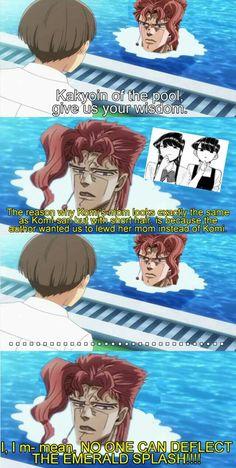 See more 'JoJo's Bizarre Adventure' images on Know Your Meme! Anime Meme, Jojo Anime, Chibi, Jojo Memes, Jojo Bizzare Adventure, Gaming Memes, Stupid Funny Memes, Jojo Bizarre, Best Memes