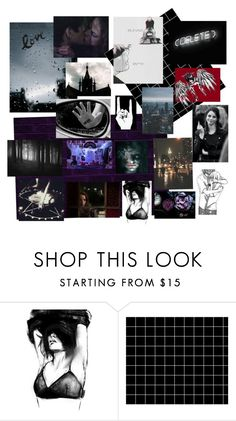 """""""Untitled #131"""" by cassie-23 ❤ liked on Polyvore featuring Therapy, INDIE HAIR and Quarto"""