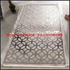 aluminum alloy perforated metal mesh