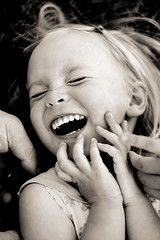 a child's laugh. #moveonwithME