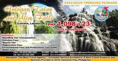 Inclusions: *Roundtrip Van Transportation *Entrance Fees *Shower Fee…