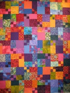 Elsie M. Campbell and Aunt Mimi's Quiltworks: July 2010