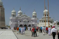 A Sikh Gurudwara, Bathinda, Punjab