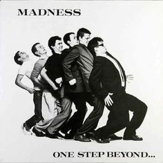 Digitally re-mastered edition of the 1979 debut album from the British Pop/Ska band. Title: One Step Beyond. One Step Beyond. Famous Album Covers, Greatest Album Covers, Classic Album Covers, Music Album Covers, Music Albums, Rare Vinyl, Lp Vinyl, Vinyl Records, Top 100 Albums