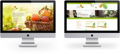 Webseiten made by the Backbone Company