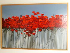 Flower Paintings, Gouache, Painting Inspiration, Champs, Watercolor, Flowers, Art, Paintings Of Flowers, Pen And Wash