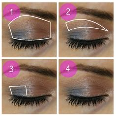"blushing basics: Eye Makeup Tutorial   Vicki Reeves: Your Independent Mary Kay Consultant Facebook.com/ReevesBelievesMK ""Reeves Believes 'One Woman Can!'"""