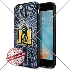 WADE CASE Murray State Racers Logo NCAA Cool Apple iPhone6 6S Case #1344 Black Smartphone Case Cover Collector TPU Rubber [Break] WADE CASE http://www.amazon.com/dp/B017J7MRPM/ref=cm_sw_r_pi_dp_l5lvwb1JBRDMP