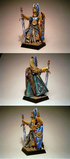 High Elf Warrior