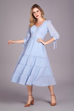 Girls Casual Dresses, Modest Dresses, Stylish Dresses, Simple Dresses, Skirt And Top Dress, Tulle Skirt Wedding Dress, Stylish Dress Designs, Designs For Dresses, Frock Fashion