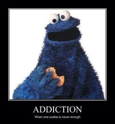 Alcoholic Humor is a collection of bar jokes - addiction jokes - drinking jokes - funny quotes - 12 step humor Cookie Monster Quotes, Cookie Quotes, I Love To Laugh, Make Me Smile, Fraggle Rock, Laugh Out Loud, Haha, Addiction, Funny Quotes