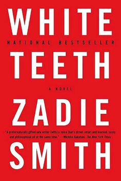 White Teeth. [Books You Should Definitely Bring To The Beach This Summer]