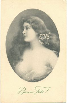munk vintage postcard