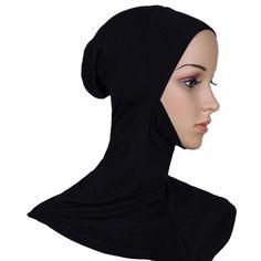 Pas cher Hijab Chapeaux Pleine Couverture Underscarf Ninja Intérieure Cou Poitrine Plaine Chapeau Casquette Foulard Bonnet 21 Couleurs F78, Acheter  Echarpes de qualité directement des fournisseurs de Chine:Condition: 100% Tout Neuf et De Haute Qualitécouleur: 20 Couleurs pour votre tout choisirmatériel: Modaltaille: 43 cm X