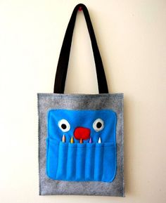 ★ Cute Monsters Free Sewing Patterns │DIY │Make Your Own ★