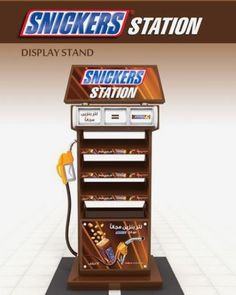 Time to refuel! #snickers #candy #display #impulsepurchase #customer #impactful #impulse #pointofpurchase #pointofsale #retail #grocery #visualmerchandising #merchandising #shop #creative #food #3peconsulting #sugarhigh #sales