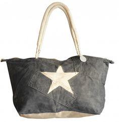 <3 BLACK STAR   WEEKEND BAGS   ALI LAMU