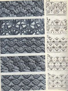 Motivy (různé) k háčkování, pletení, vyšívání, aplikace, quiltting........   Hlavní diskuse   diskuse   Fler.cz