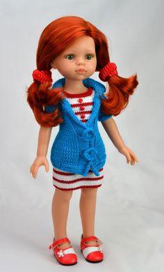 Испанские куклы Paola Reina