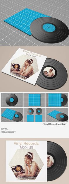 Image result for printable vinyl record template | Eastern ...