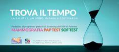 2015 campagna pubblicità prevenzione Asp Palermo