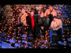 Newsong - The Christmas Shoes. This is one of my all time favorite Christmas songs. I am IN LOVE with it. It makes me cry. :(