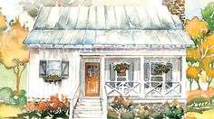 House Plans We Know You'll Love. Make Your Getaway. We've collected some of the most gorgeous, breezy,and comfortable house plans from all around the South.