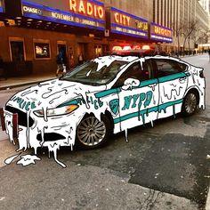 Dela Deso / Grime / NYPD