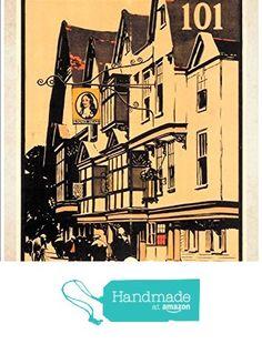 """London Underground - Chigwell, 1914"" A4 Glossy Vintage Railway Poster Art Print from The Andromeda Print Emporium https://www.amazon.co.uk/dp/B071J8PQND/ref=hnd_sw_r_pi_dp_NRxmzb695Q5FS #handmadeatamazon"