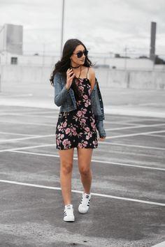 Slip Dressing for Spring | Sunday Chapter