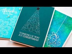 Embossed Impressions + Blog Hop + Giveaway! - Jennifer McGuire Ink