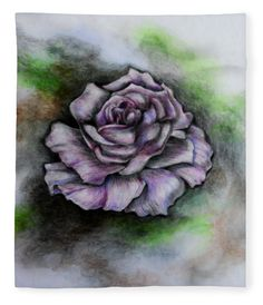 Rose Scent Fleece Blanket x by Faye Anastasopoulou. Our luxuriously soft throw blankets are available in two different sizes and feature incredible artwork on the top surface. Blankets For Sale, Pattern Pictures, Fleece Blankets, Bed Throws, Pattern Design, Indigo, Lavender, The Incredibles, Fancy