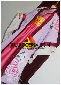 Costume Detail Yona of the Dawn Princess Kimono Cosplay Costume Includes - Inner Set, Jacket, Waist Band We may have selected store sizes for this costume, ready for fast ship. Please check with us on