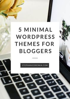 Minimalist blog designs help keep the focus on your content. They also tend to have clean code, less bulky graphics, and load faster (which helps with SEO)! Minimalist Wordpress Themes, Social Entrepreneurship, Blog Designs, Blogging For Beginners, Writing Tips, Web Design, Brand Design, Seo, How To Find Out