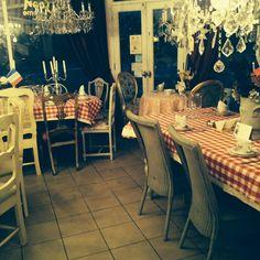 Allo Allo! Night at the Mad Dog's Tea Rooms #vintage #homedecor #alloallo #vintagefurniture