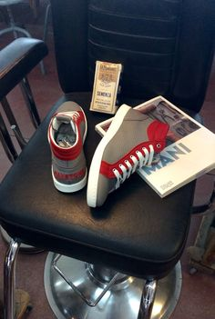 Personal Shoes by Linea Nostra X Maxstone