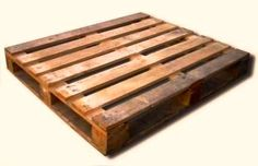 Reciclaje de palés (paletas, palets o estibas)  • Pallets recycling